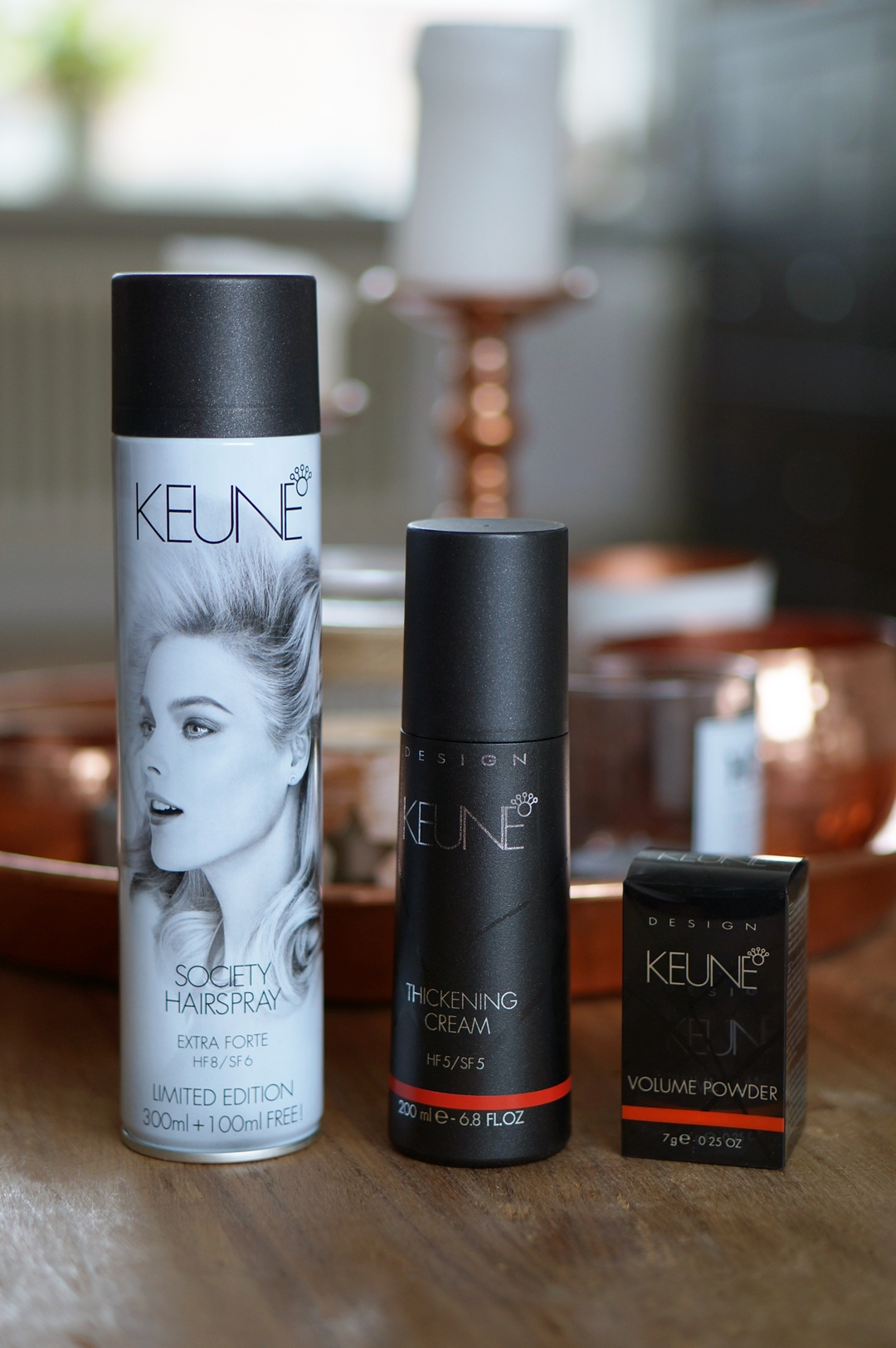 WIN Keune Limited Edition Volume pakket