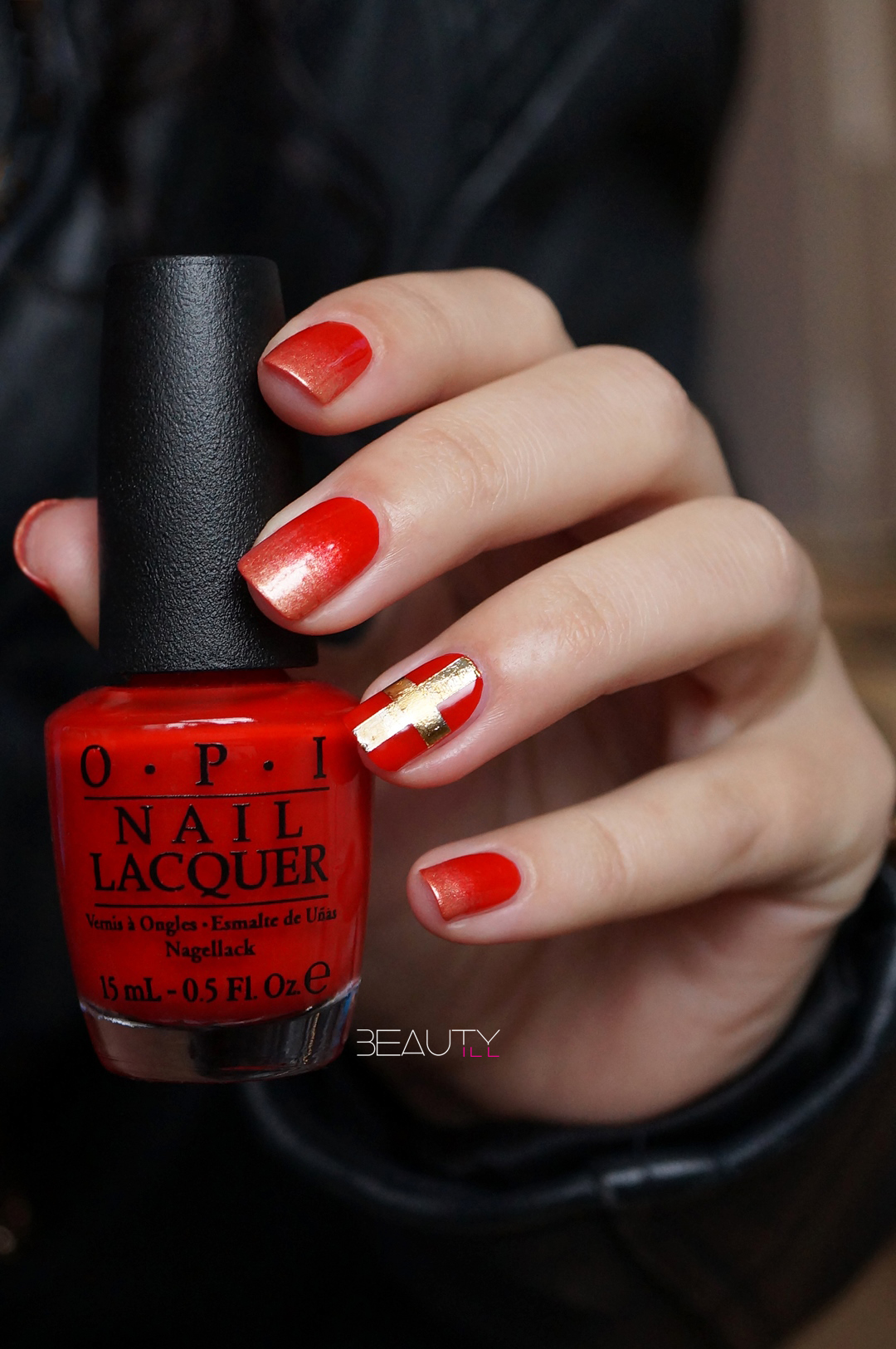 Sinterklaas nail art (5 dec)
