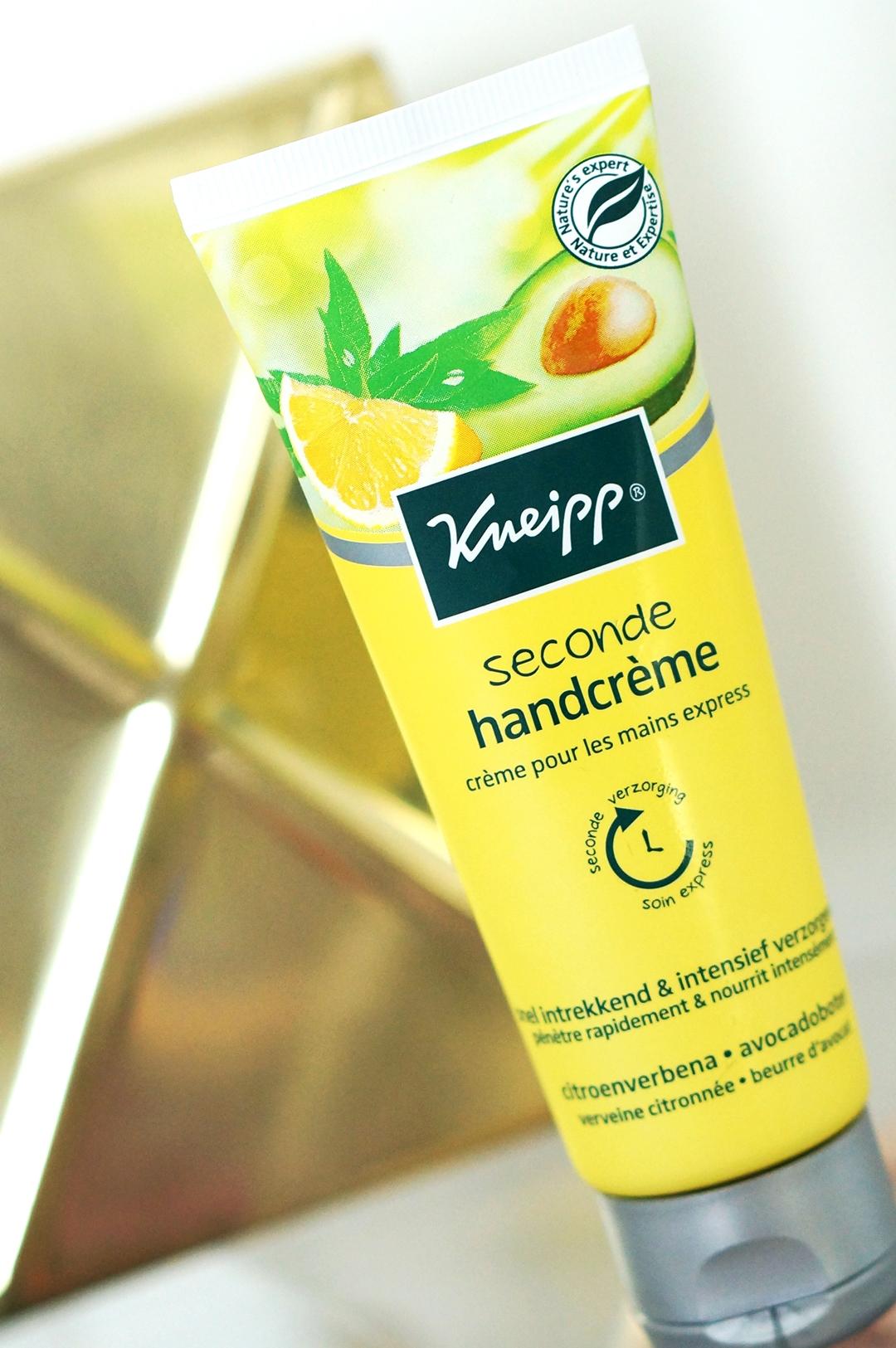Kneipp Seconde Handcrème