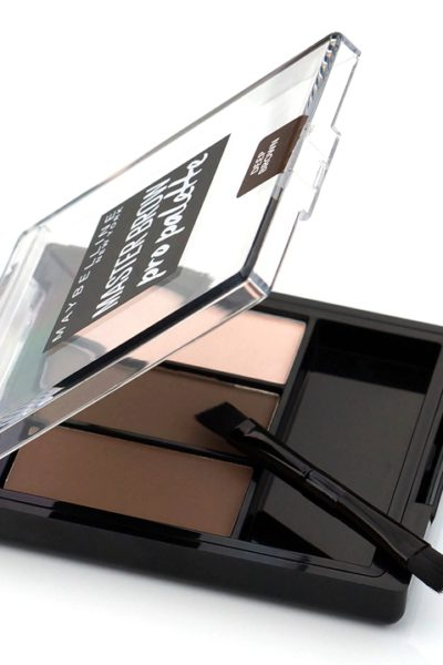 Maybelline Master Brow Pro Palette deep brown