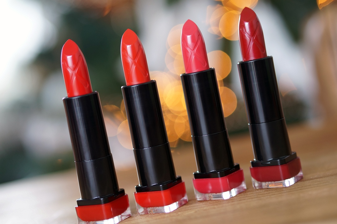 Max Factor Marilyn Monroe Lipstick Collection