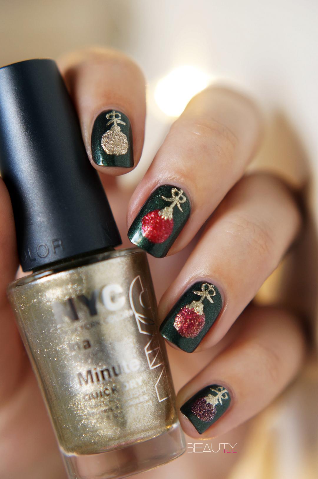 Nailart-Christmas (7)