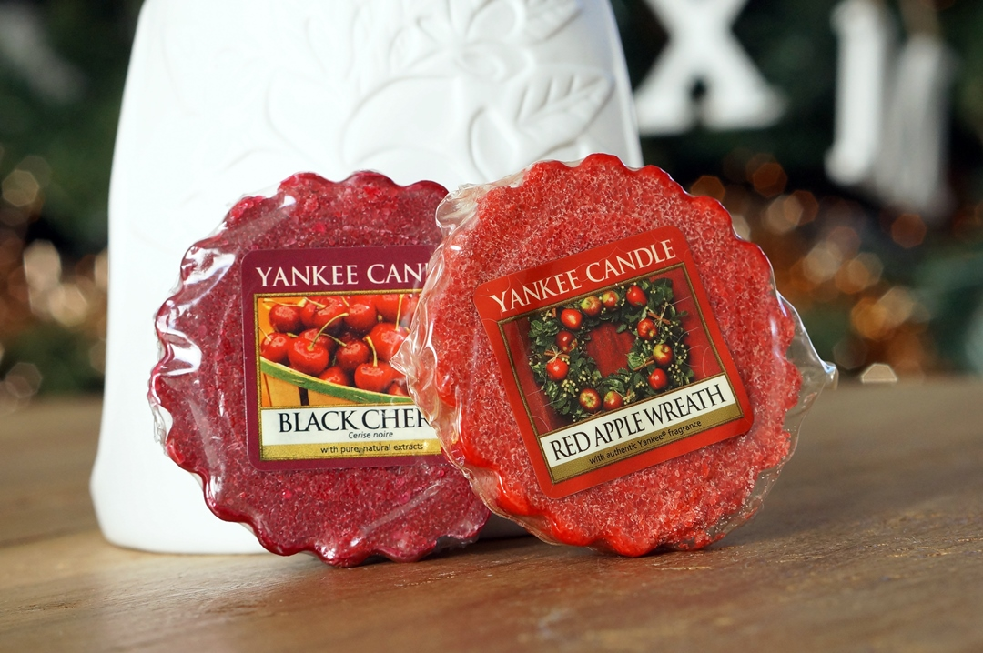 Yankee Candle Tarts review + WIN