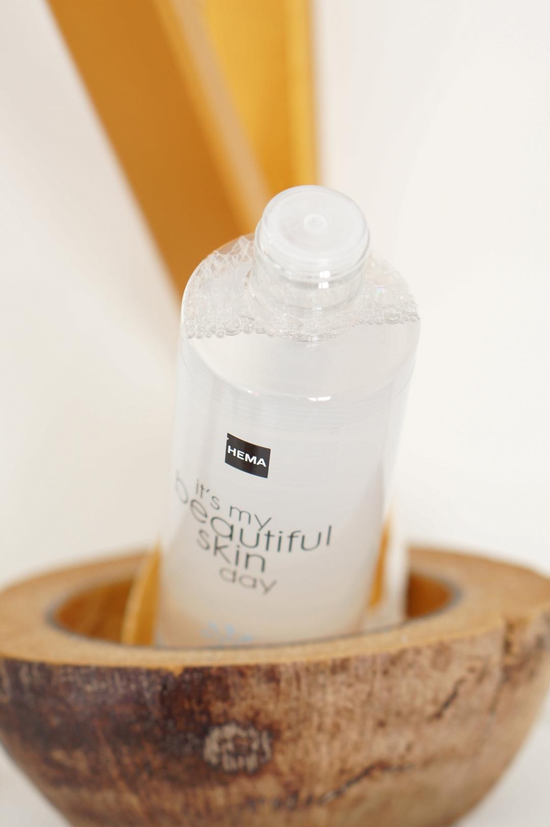 HEMA 3 in 1 micellair cleansing water