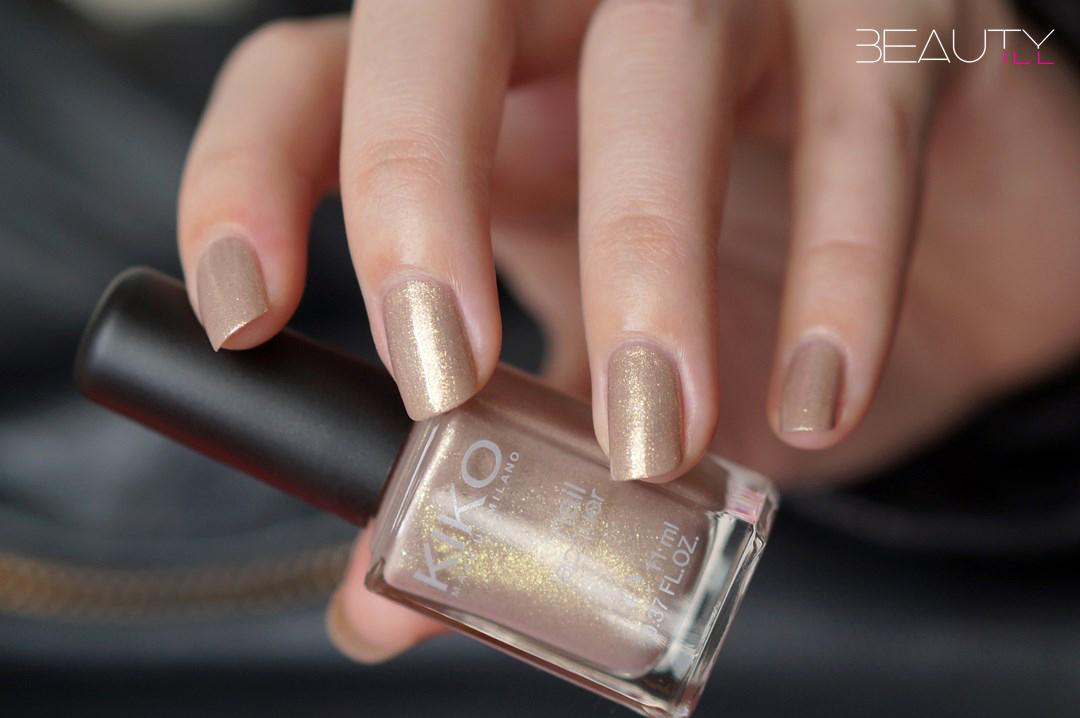 KIKO nagellak swatches #1