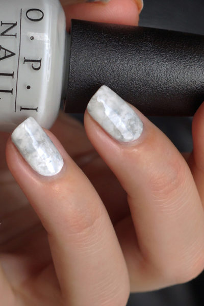 Stone Marble Nail Art – Superrr easy – Smoosh Attack