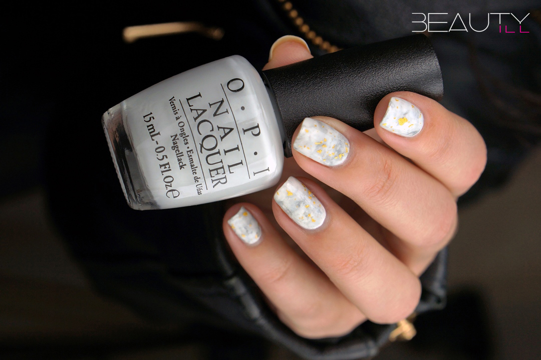 Stone Marble Nail Art - Superrr easy - Smoosh Attack