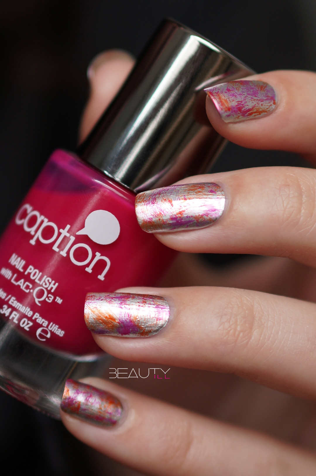 CAPTION LUCENTS Nail Art - Beautyill