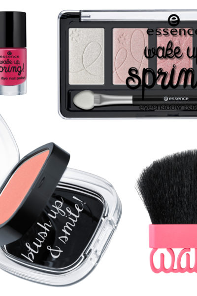 """Essence trend edition """"wake up, spring!"""""""