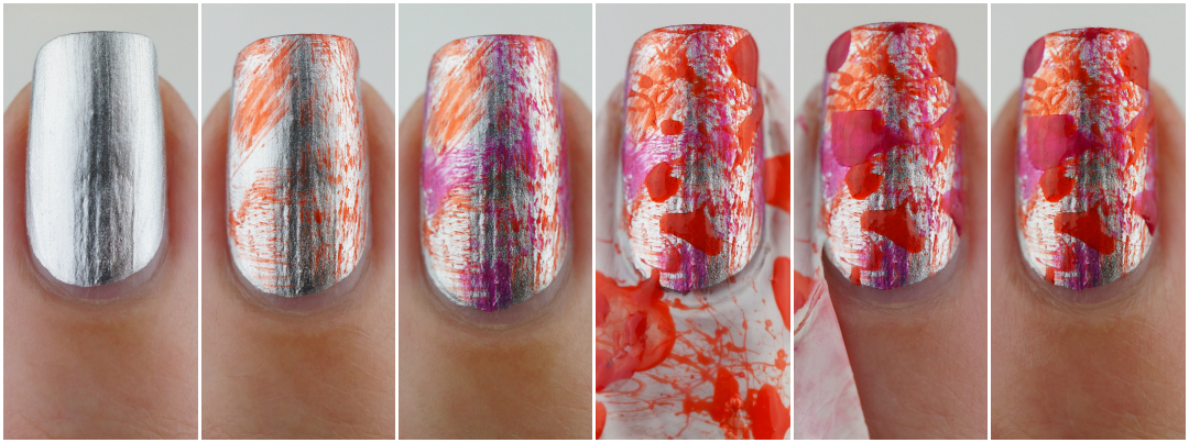 CAPTION LUCENTS Nail Art