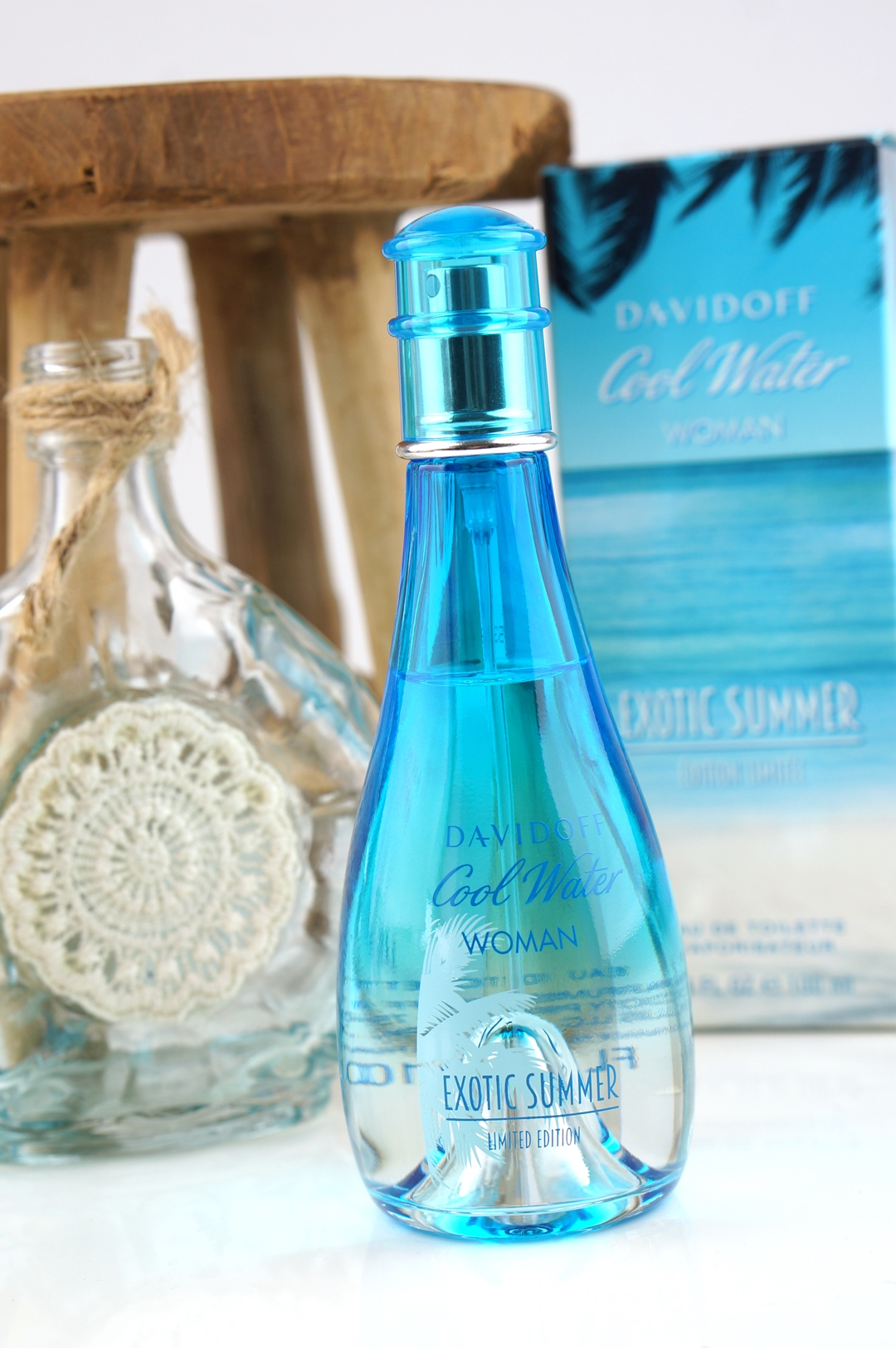 Davidoff Cool Water Exotic Summer, limited edition
