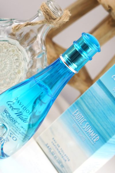 Davidoff Cool Water Exotic Summer limited edition