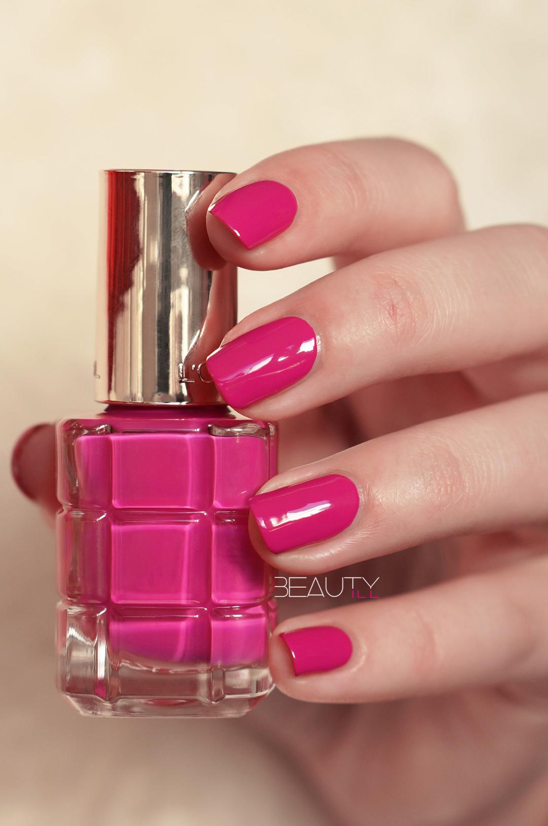 L'Oréal Paris Color Riche oil-infused nagellak