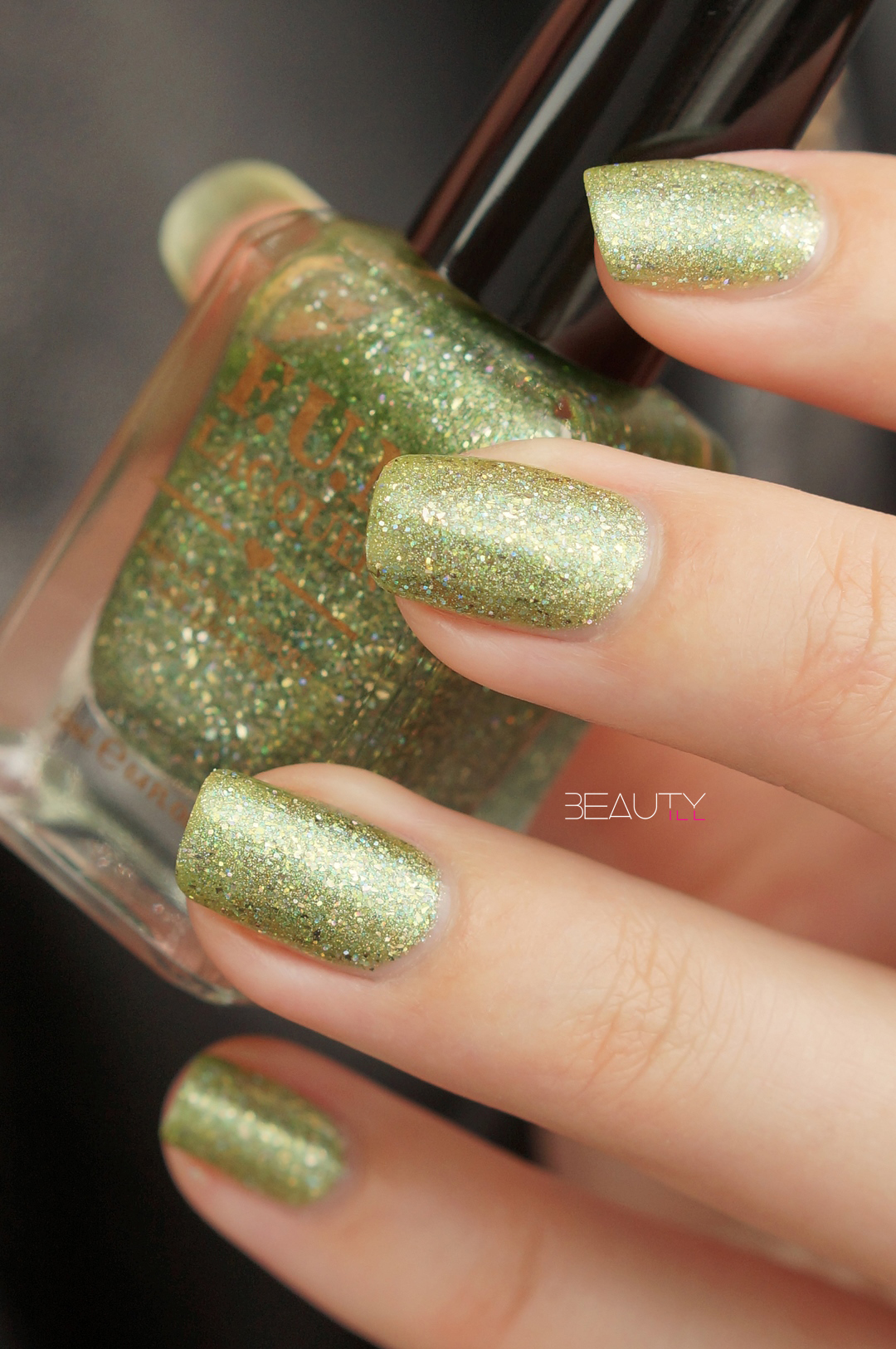 F.U.N lacquer Spring 2016 Collection spring snowflake