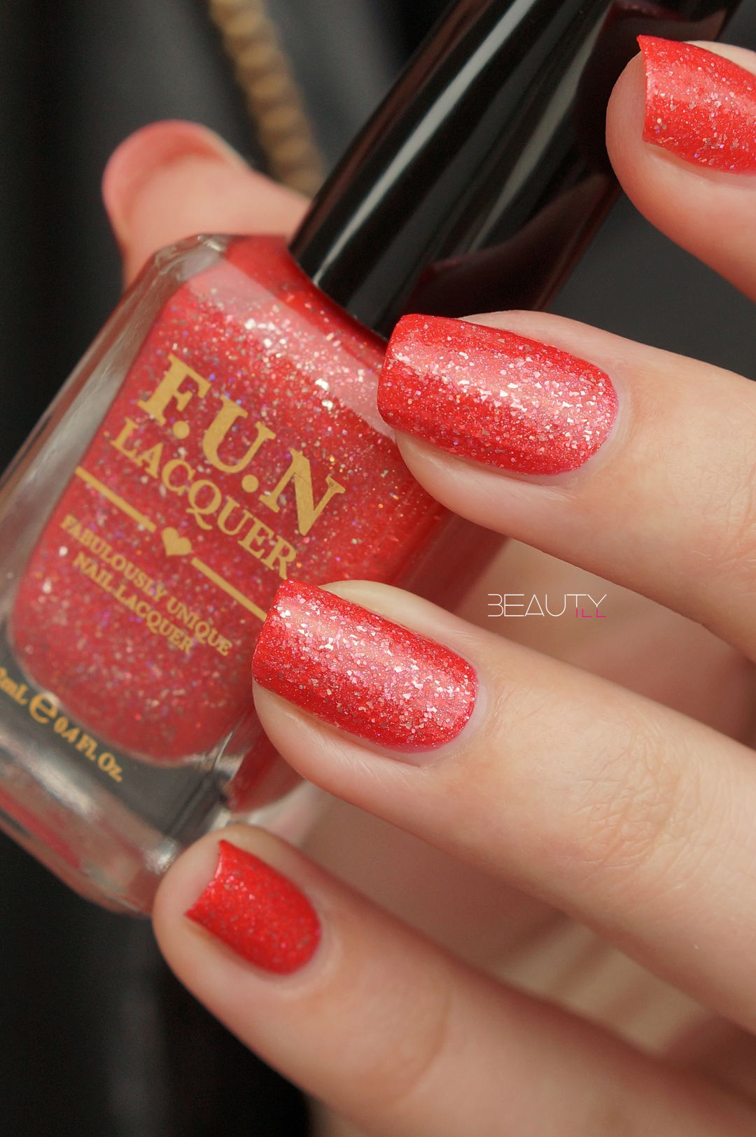 F.U.N lacquer Spring 2016 Collection a garden of peonies