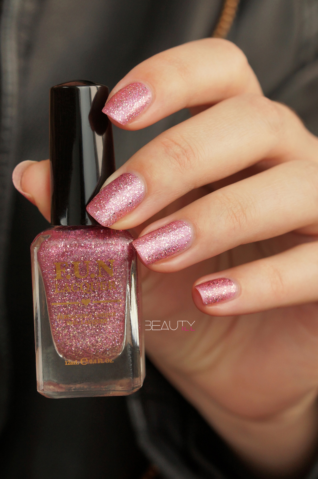 F.U.N lacquer Spring 2016 Collection rose land