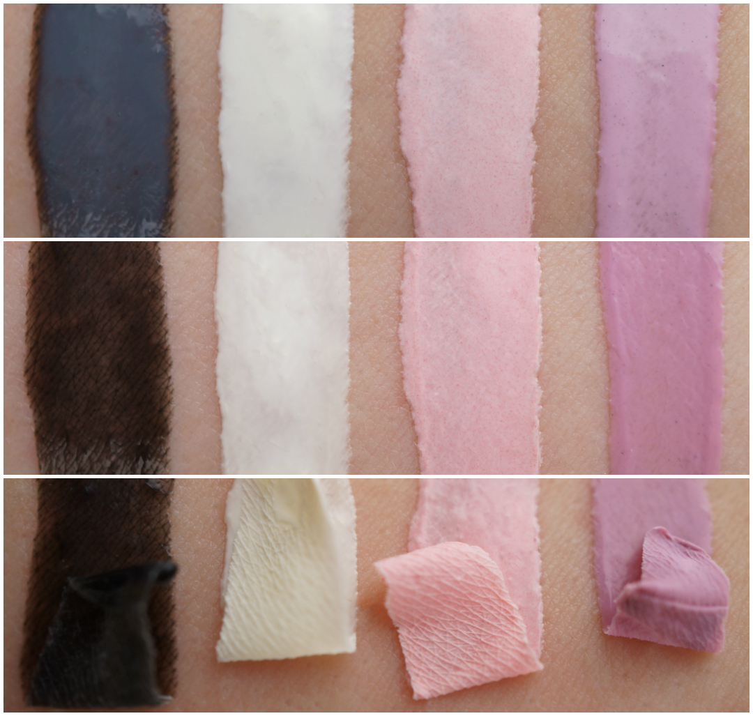 Nieuw! Liquid nail art tape: PAARS + 10% korting!