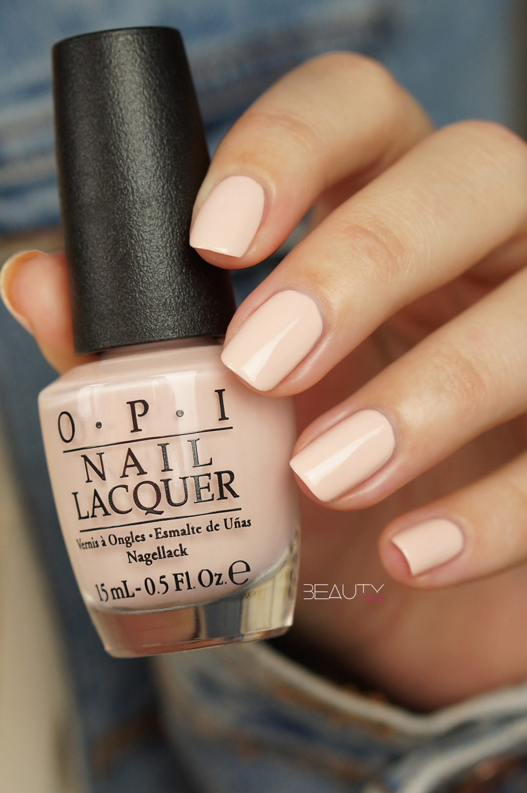 opi-Stop it I'm Blushing! (3)