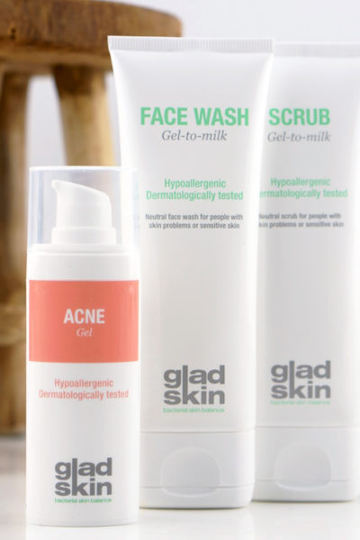 Gladskin acne behandeling