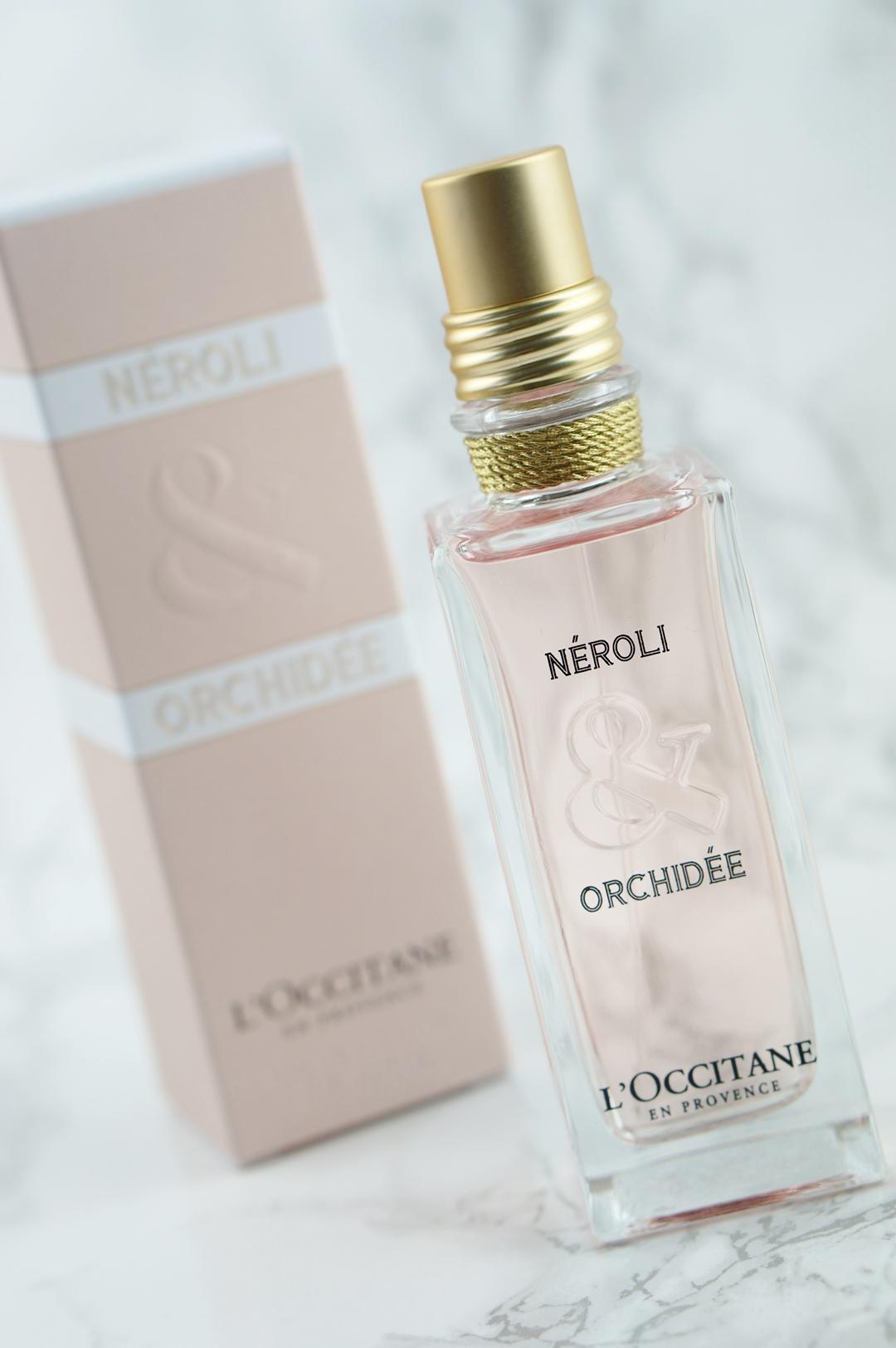 L'Occitane Néroli & Orchidée