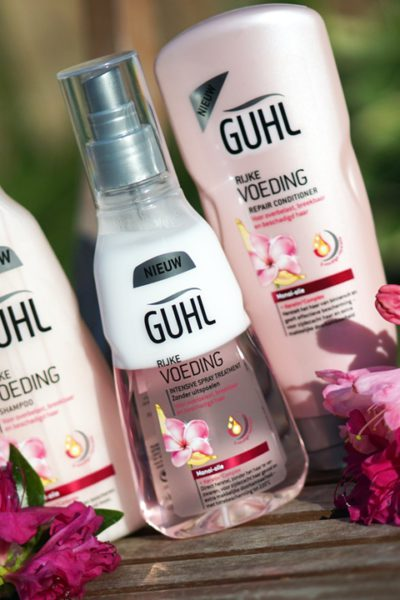 GUHL Rijke Voeding shampoo, conditioner, intensive spray treatment