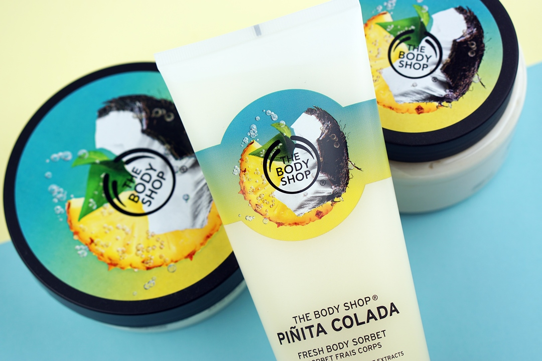 The Body Shop Piñita Colada