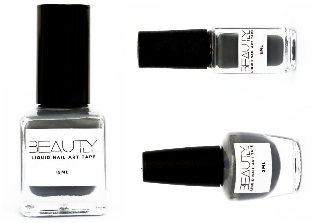 BEAUTYILL SHOP bestaat 1 jaar! Win liquid nail art tape!