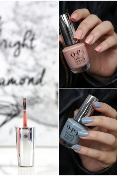 OPI Infinite Shine Spring 2016 swatches