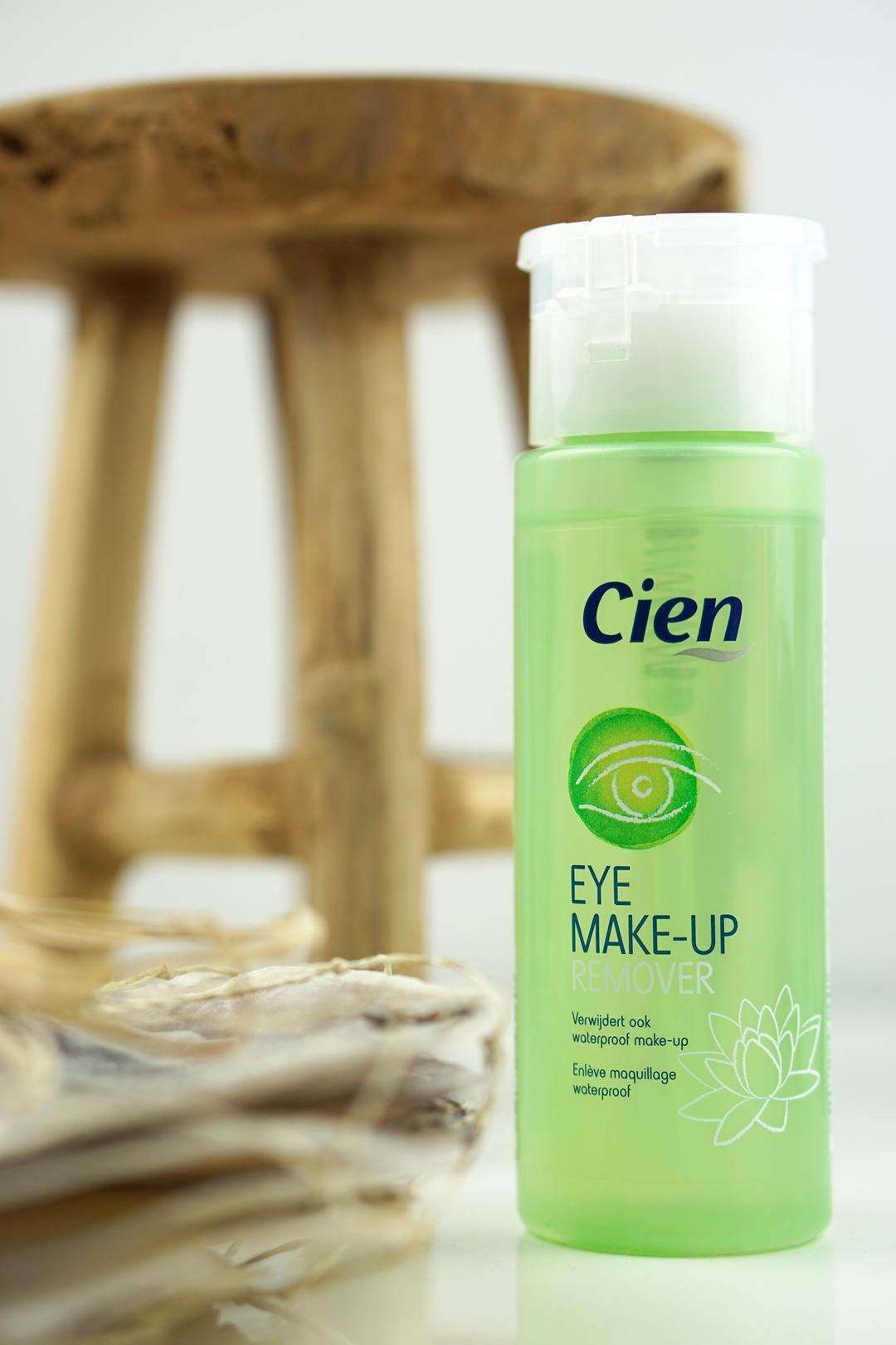 Cien Lidl Eye Make-Up Remover + Nail Polish Remover