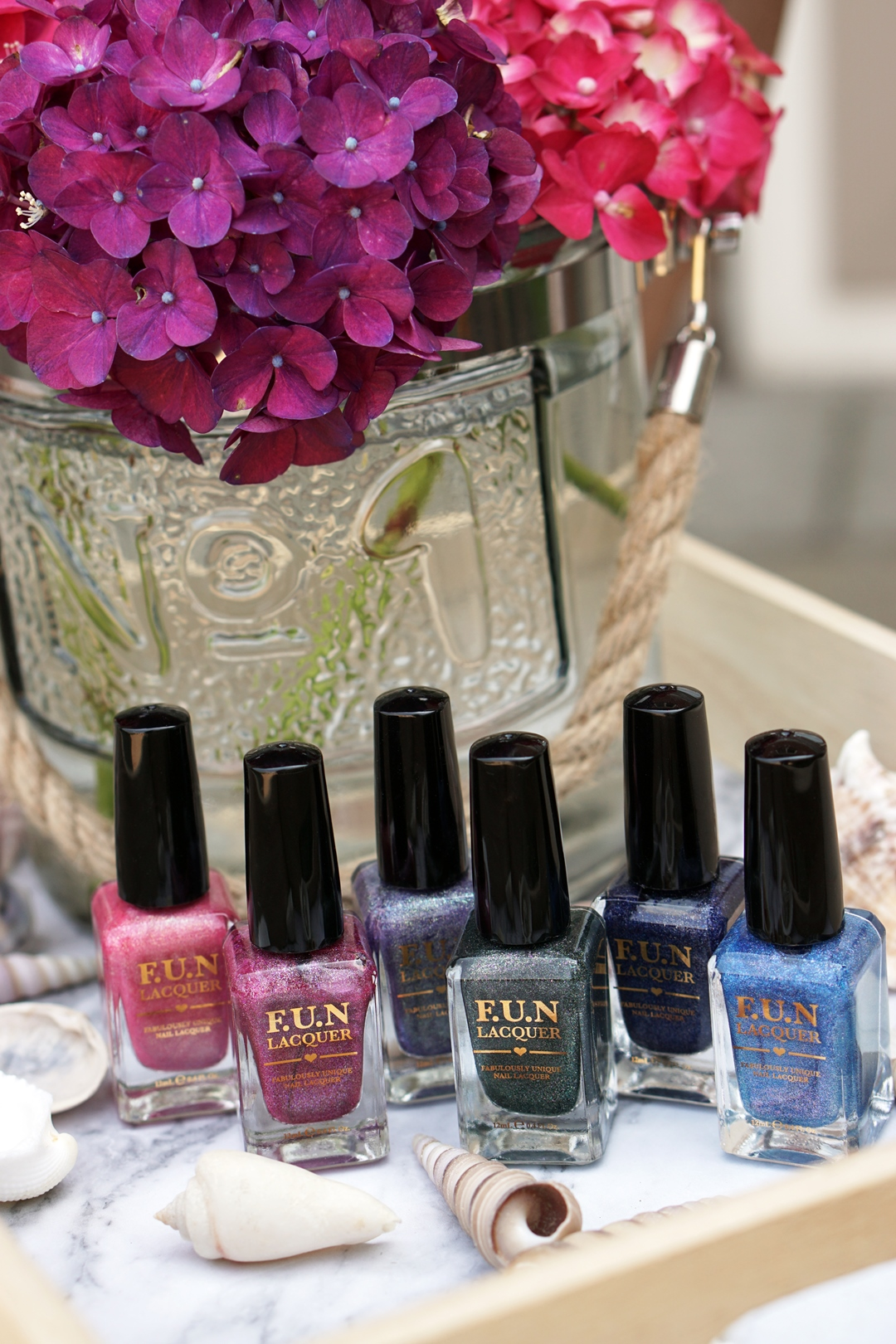 F.U.N. Lacquer Summer 2016 collection