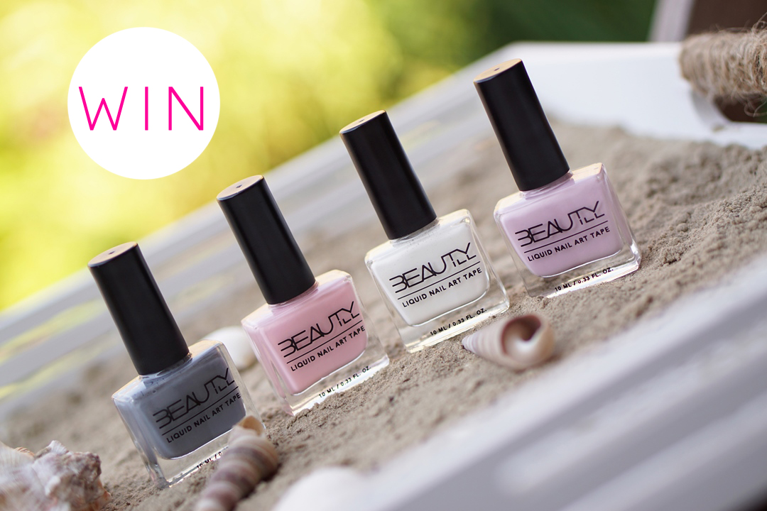Vernieuwde Beautyill Liquid Nail Art Tape flesjes! + WIN 10x!