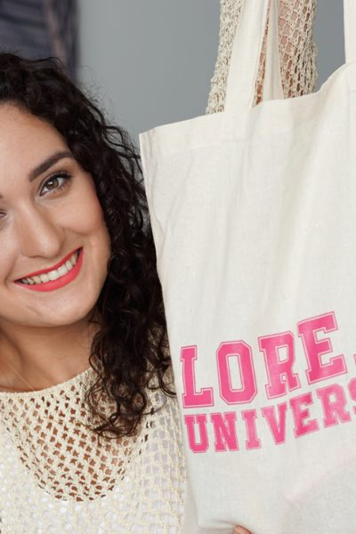VIDEO L'Oréal University goodiebag unboxing
