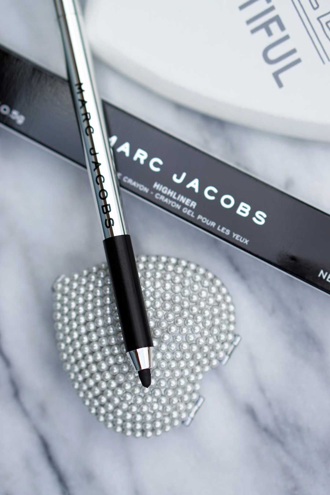 Marc Jacobs Highliner Gel Eye Crayon Eyeliner Blacquer