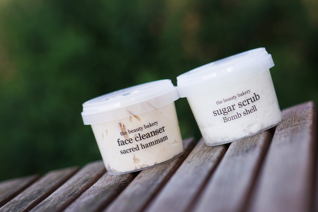 The Beauty Bakery Face Cleanser & Sugar Scrub