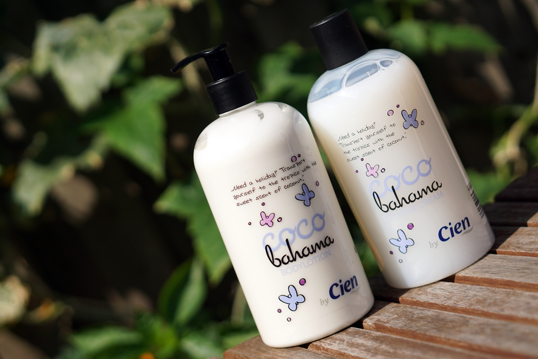Cien Coco Bahama Shower Cream & Bodylotion, Lidl