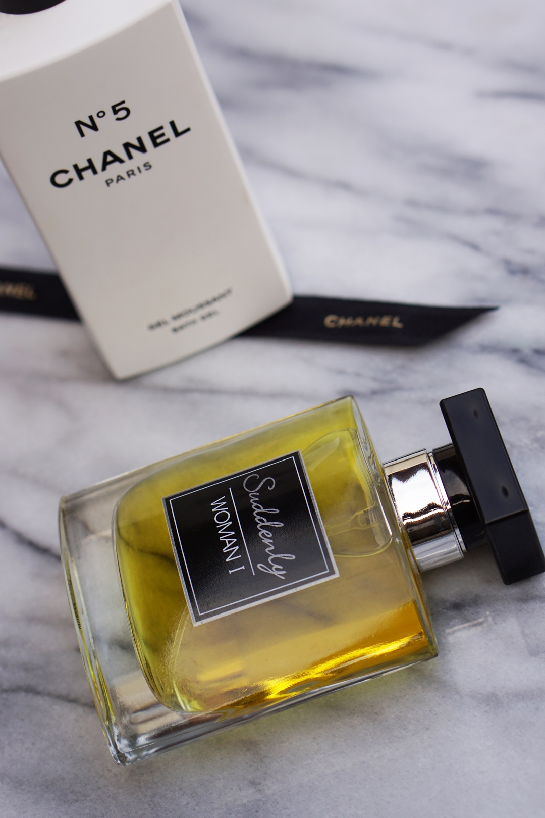 Lidl Suddenly Woman I, Chanel N°5 dupe