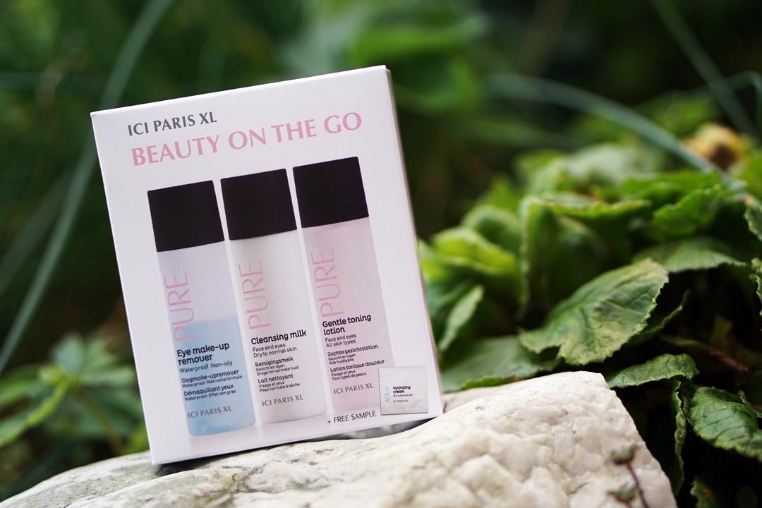 ICI PARIS XL Beauty On The Go travel kit