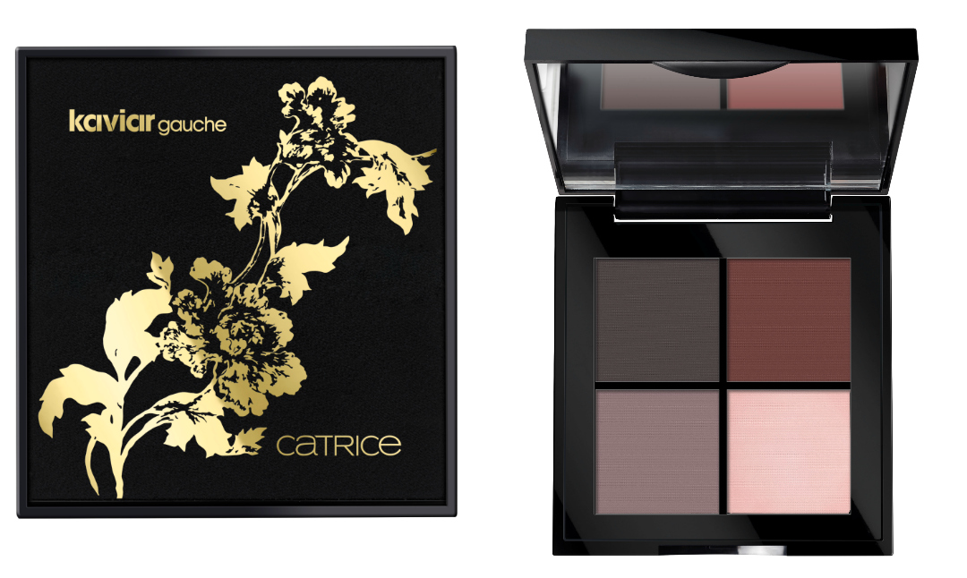 "CATRICE	""Kaviar Gauche"" Limited Edition"