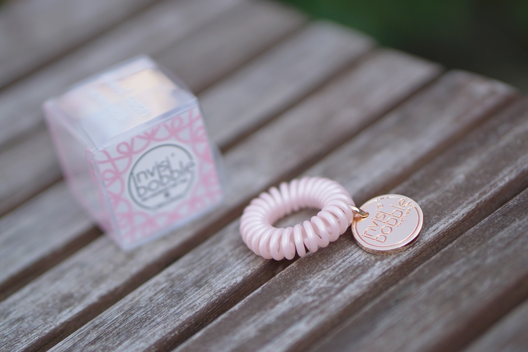 invisibobble Pink Heroes Breast Cancer Awareness