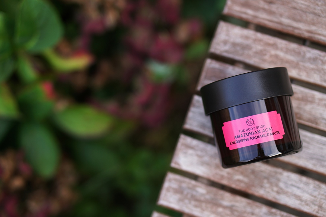 The Body Shop Expert Facial Masks, Superfood