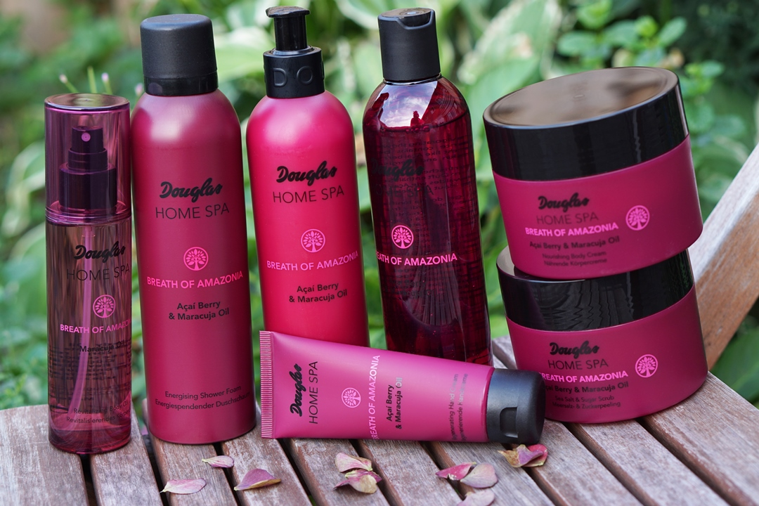 Douglas Breath Of Amazonia Home Spa producten