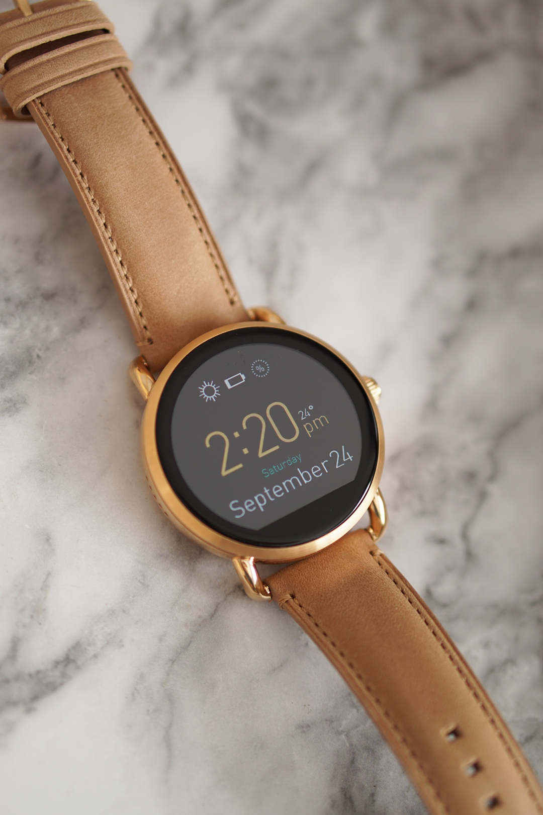 Fossil Q Wander smartwatch review