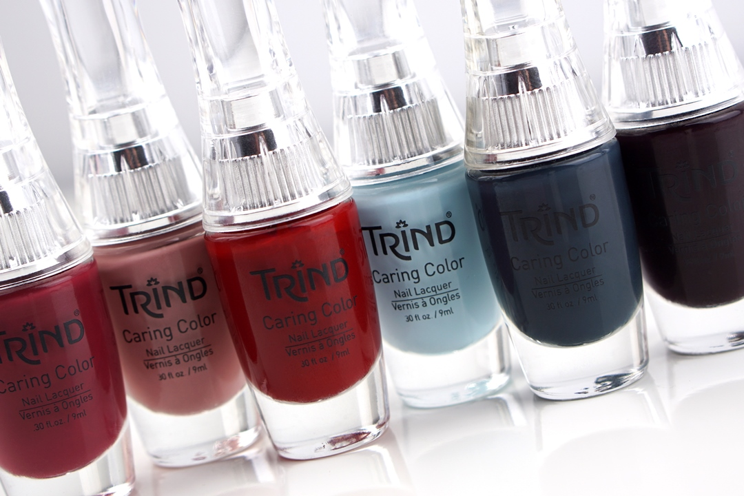 Trind Misty Meadows swatches