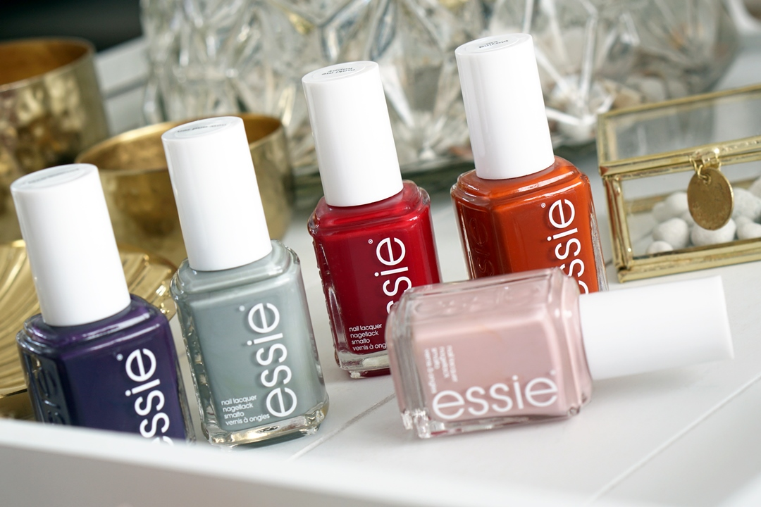 Essie Fall 2016 swatches