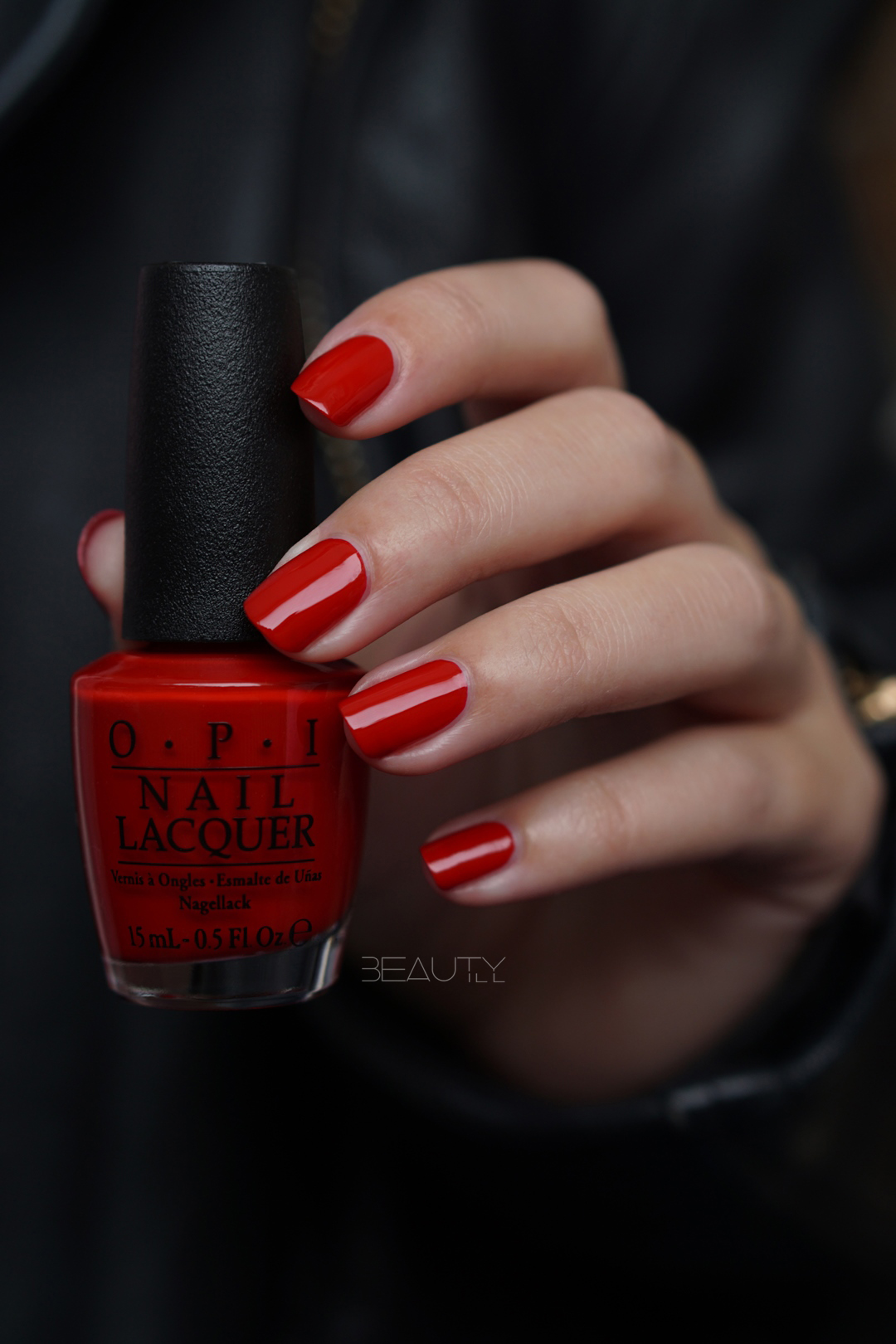 OPI Got the Mean Reds