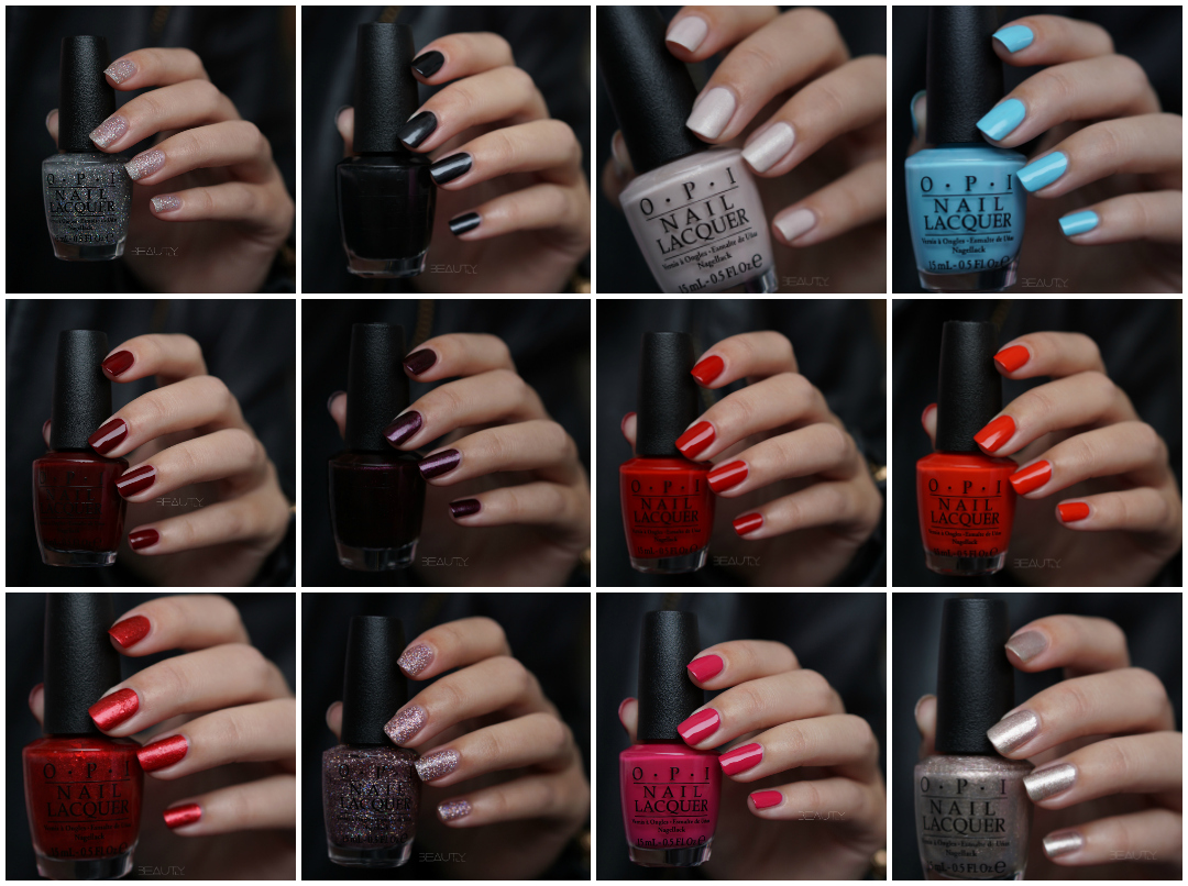 WIN OPI Breakfast at Tiffany's set met 25 lakjes
