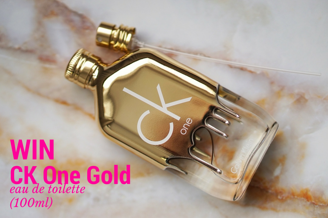 WIN CK One Gold eau de toilette 100ml