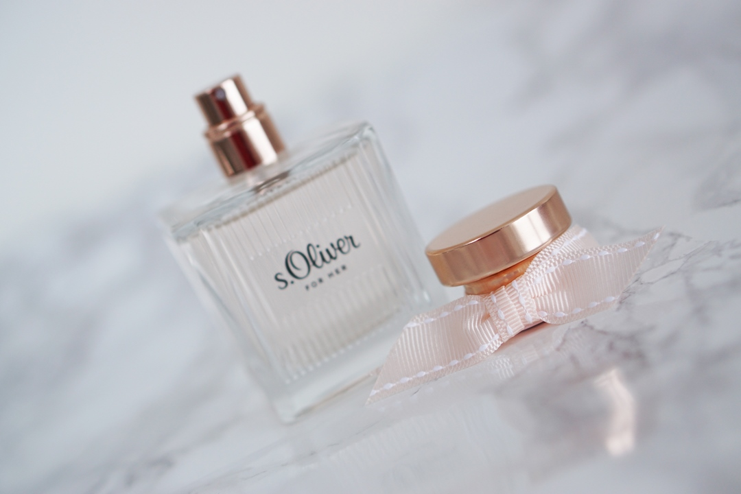 s.Oliver FOR HER eau de toilette