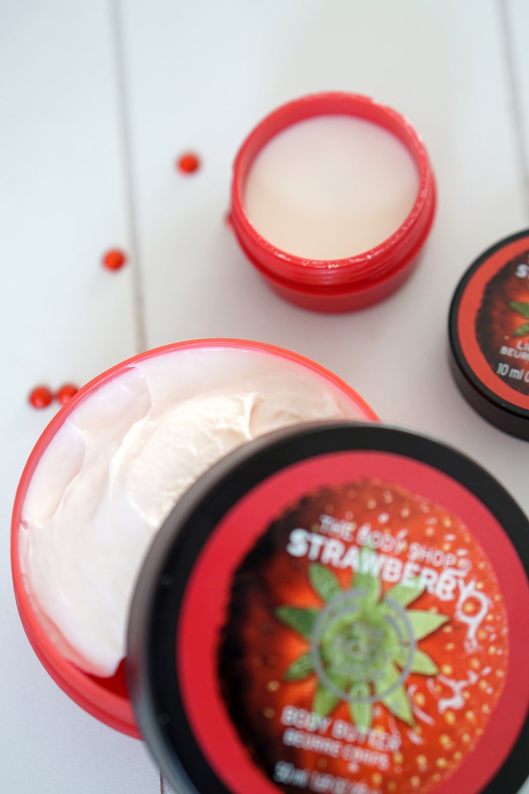 The Body Shop kerst 2016 Vanilla Chai | Frosted Berries
