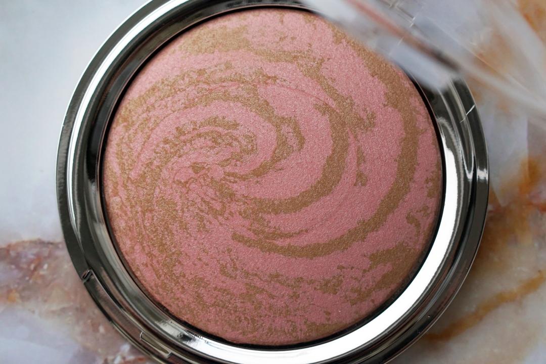 Douglas Marbleized Baked Powder Pink Nude